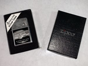 Zippo Lighter, retired Chrysler 300 Emblem design, new never used for Sale in Snohomish, WA