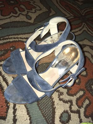 Michael KORS wedge sandals for Sale in Virginia Beach, VA