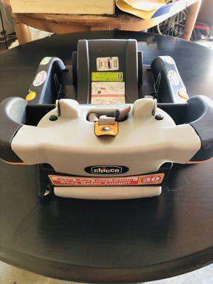 Chicco Brand car seat base for Sale in Kansas City, KS