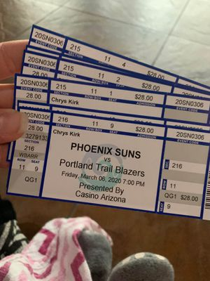 Suns game for Sale in El Mirage, AZ