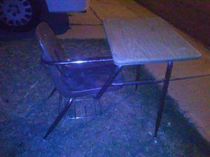 Free old school desk for Sale in Mesa, AZ