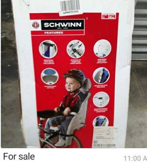 Bycle seat for your little one for Sale in Dania Beach, FL