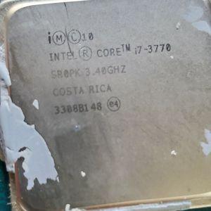 Intel core i7-3770 SR0PK 3.40GHz socker 1155 for Sale in Brandon, FL
