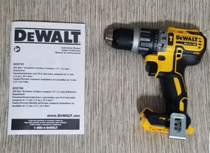 DEWALT 20-Volt MAX XR Lithium-Ion Brushless Cordless 1/2 in. Compact Drill/Driver (Tool-Only) for Sale in The Bronx, NY