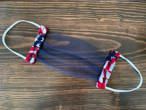 Breathable Patriotic Mask 2 for Sale in Wenatchee, WA
