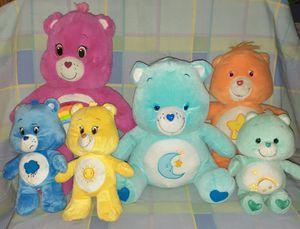 Care Bear Stuffed Animals for Sale in San Bernardino, CA