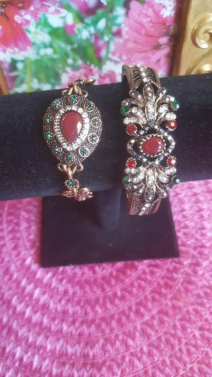 Turkish Style Bangle Bracelets for Sale in Columbus, OH