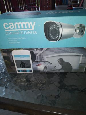 Outdoor security camera for Sale in Lincoln, NE