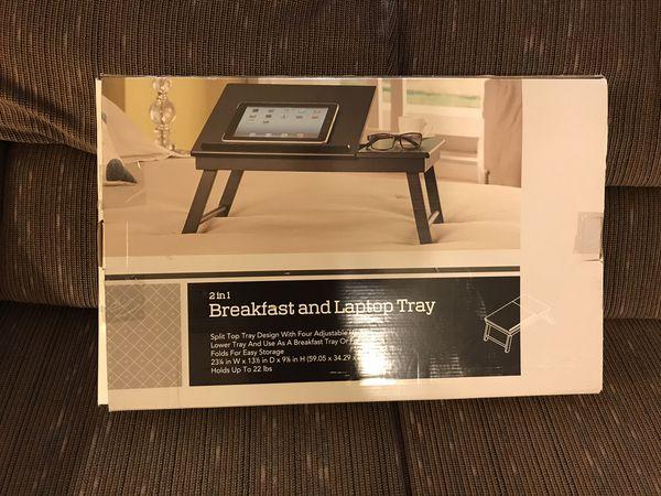 Breakfast/Laptop tray