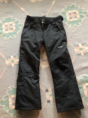 Zermatt youth ski/snow pants. Great condition large. Fits my child up to 80 lbs for Sale in Washington, DC