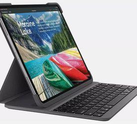 Logitech Slim Folio Pro Backlit Bluetooth Keyboard Case iPad Pro 11 1st 2nd Gen for Sale in Spring Hill,  FL