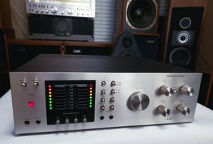 Harman Kardon A402 Vintage Integrated Amplifier Dual Mono / Twin Transformer - 🎶👍 for Sale in Mesa, AZ