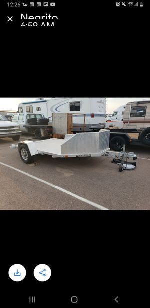 Aluminum trailer for Sale in Phoenix, AZ