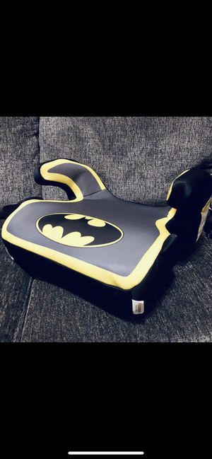 ⭐️New Batman backless booster seat. PICK UP BY ASHLAN AND TEMPERANCE IN CLOVIS for Sale in Clovis, CA