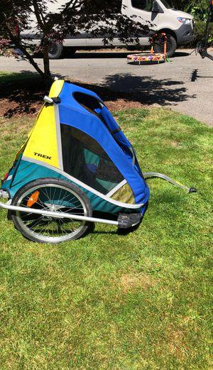 Trek bike trailer for Sale in Redmond, WA