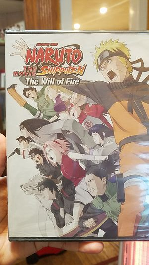 Naruto The Will of Fire for Sale in East Providence, RI