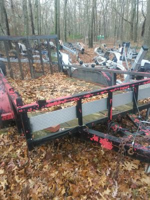 Utility trailer.. OBO for Sale in East Greenwich, RI