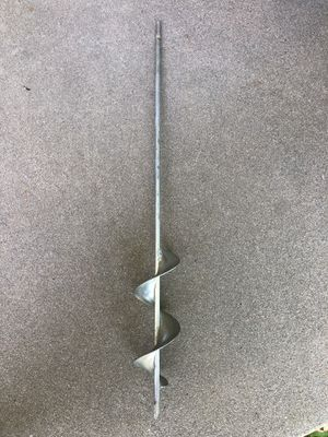 """Bulb Planting Auger for Drill 2-3/4"""" x 24"""" for Sal"""