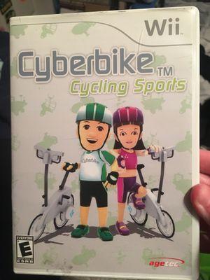 CyberBike Rare Nintendo Wii for Sale in Lake Stevens, WA