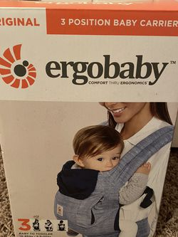 Ergo Baby Carrier for Sale in Bakersfield,  CA