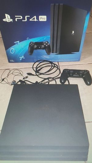 PS4 Pro With 12 Games for Sale in Princeton, WV