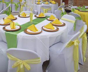 Yellow chair sashes for Sale in UPR MARLBORO, MD