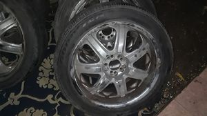 Wheels & tires for Sale in Dallas, TX
