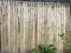 Pressure-treated 6'x8' picket fencing for Sale in Scarsdale, NY