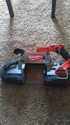 Milwaukee band saw never used not even once for Sale in Antioch, CA
