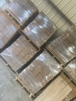 PALLETS PALLETS & 'MORE PALLETS OF FLOORING COME GET THEM NOW ! for Sale in Houston,  TX