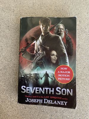 Seventh son book for Sale in Los Angeles, CA