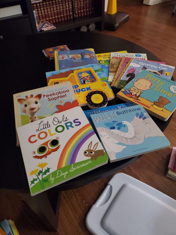 Toddler Book Bundle