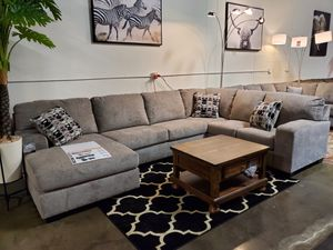 Sectional Sofa, Platinum for Sale in Fountain Valley, CA