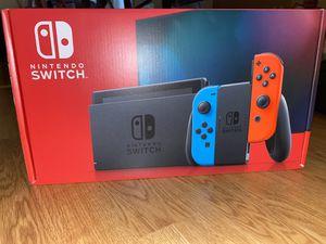 Nintendo switch V2 for Sale in Philadelphia, PA