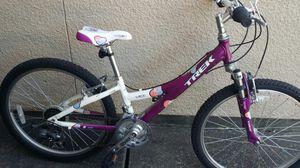 Trek Mt 220 mountain bike. 24 inch kids for Sale in Plano, TX