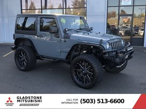 2014 Jeep Wrangler for Sale in Milwaukie, OR