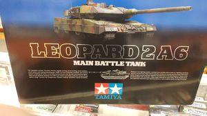 Tamiya Leopard 2A6 for Sale in Philadelphia, PA