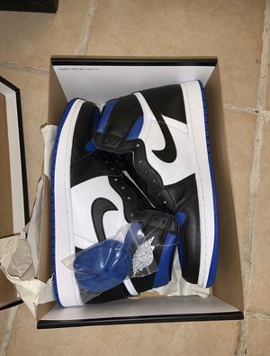 Jordan 1 Royal Toe for Sale in Falls Church, VA