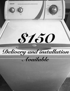 Admiral Washer for Sale in Winter Park, FL