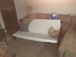 Wooden futon for Sale in Lexington, KY