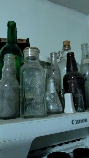 Antique bottle collection for Sale in Cleveland, OH