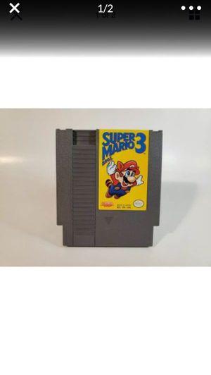 Super Mario Brothers 3 Nintendo NES for Sale in Lancaster, CA
