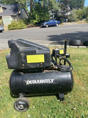 Durabuilt compressor for Sale in Aloha, OR