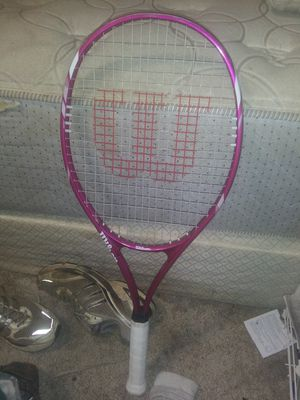 Wilson Tennis Rack for Sale in Oklahoma City, OK