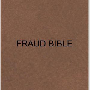 Fraud Bible for Sale in Atlanta, GA