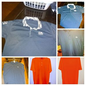 3 size Large Men's polos for Sale in Austin, TX
