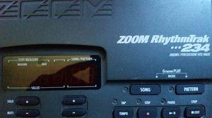 Zoom rhythmtrak 234 for Sale in Buena Park, CA