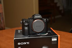 Sony A7ii ( Body Only ) for Sale in Tampa, FL