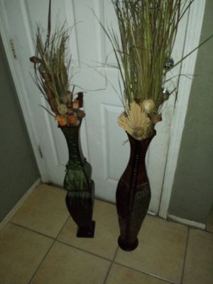 Decorative vases for Sale in Hesperia, CA