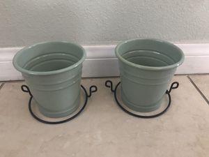 Fintorp utensil holder ikea kitchen living room decor pot plant bucket - maceta o taza para trastes de ikea for Sale in Anaheim, CA